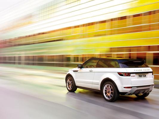 Mondial de Paris 2010 : le Range Rover Evoque en vidéo