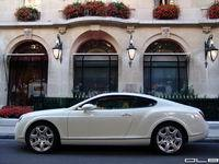 La photo du jour : Bentley Continental GT