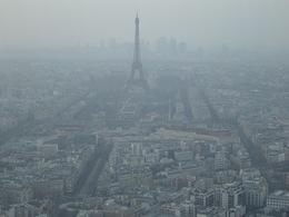 Etude - Particules fines en Europe : Paris se classe parmi les mauvais élèves