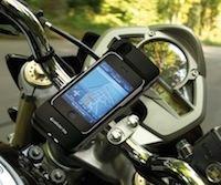 ICA Security protège et transporte votre iPhone.