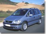 Opel Zafira : le 500 000e !