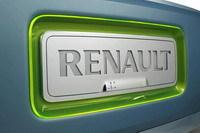 Renault ira à Francfort avec 3 voitures électriques !