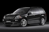Mercedes Classe GL by Brabus : 462 ch !