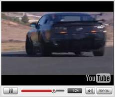 Vidéo K2000 : trailer 3, passez 2 mn avec KITT