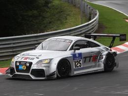 180 k€ pour une Audi TT RS? Oui, mais de compétition!