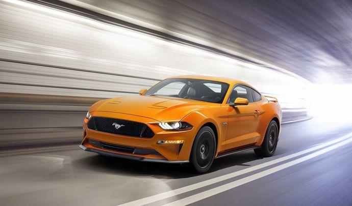 Ford : la septième génération de Mustang pour 2021, au mieux