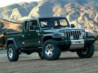 Le Jeep Gladiator passe à la trappe !