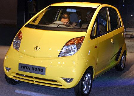 Tata Nano : l'auto Meta Low Cost ! (ajout vidéo)