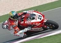Superbike Test Losail Ducati: C'est déjà Noël