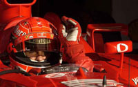 GP de Turquie : Michael Schumacher vole vers Istanbul