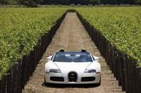 Bavons ensemble, voici de nouveaux clichés de la Bugatti Veyron Grand Sport !