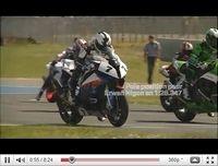 FSBK 2010 : Une saison avec le Team BMW Motorrad [vidéo]