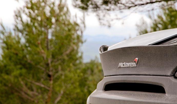 McLaren: c'est toujours non pour un SUV
