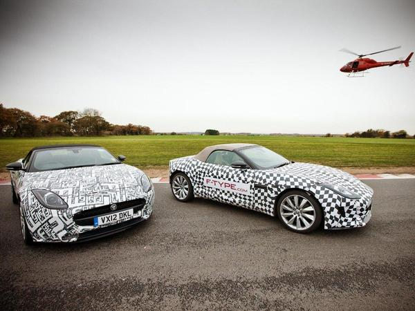 [vidéo] Vous reprendrez bien une petite dose de Jaguar F-Type ?
