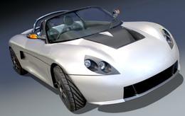 MMI Avocet en clair: l'énième roadster anglais.