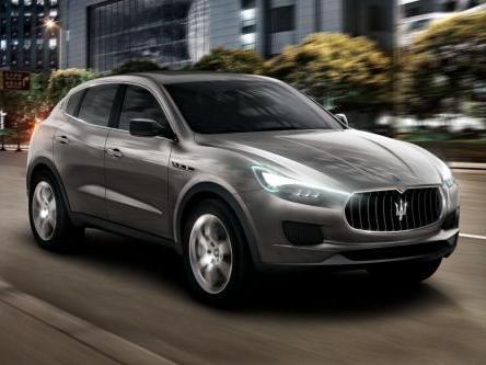 Maserati aussi aura son SUV compact!
