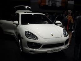 Mondial de Paris 2010 : le Porsche Cayenne S Hybride