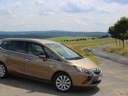 Opel truque-t-il les émissions de son Zafira ?