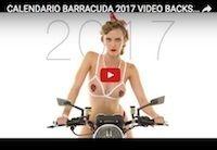 Barracuda: le calendrier 2017 en vidéo