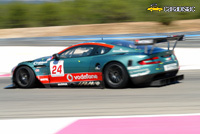Supercar 500 Paul Ricard: Aston ... ishing 2 !