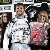 Cyrille Coulon champion de France SX