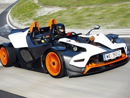 Voici la KTM X-BOW R