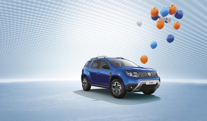 """Dacia : la série spéciale """"15 ans"""" aussi pour le Duster"""