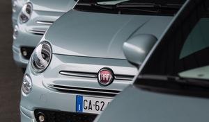 Fiat 500 électrique: début de la production en juin2020