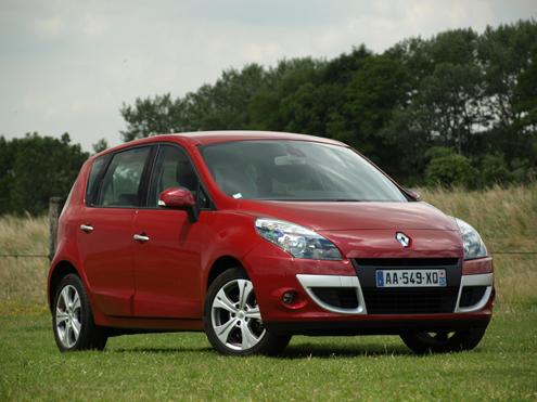 Essai vidéo - Renault Scénic 1.5 dCi 110 ch : plus dynamique
