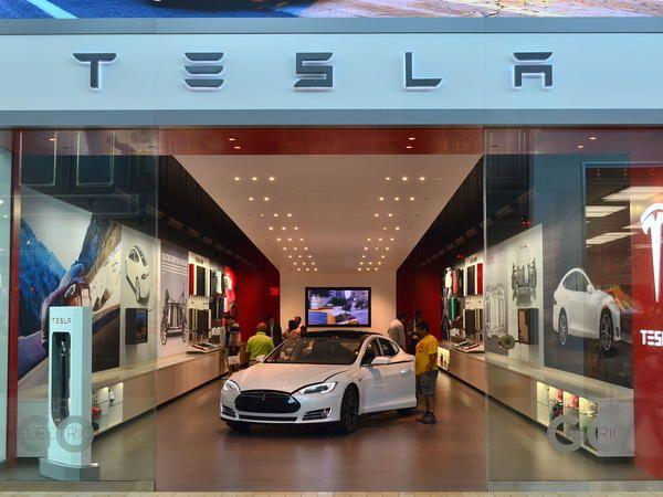 Tesla dans la top 3 des entreprises les plus innovantes au monde