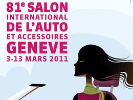 Salon de Genève 2011: l'humain au centre (une femme, un cabriolet...)