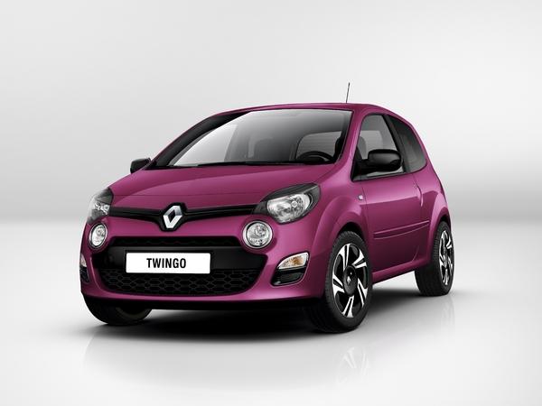 Salon de Francfort 2011 - la Nouvelle Renault Twingo en vidéo