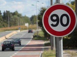 Baisse des limitations à 80 km/h : report d'un mois de la décision