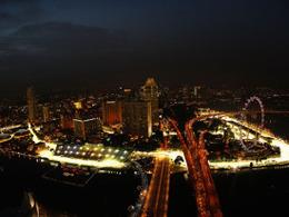 F1 - GP Singapour, Essais Libres 2 : les Red Bull paradent