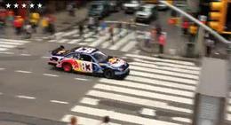 [Vidéo] Red Bull fait du NASCAR dans les rues de New York