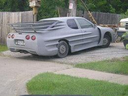Saucisse du vendredi : Chevrolet Corvette tricolore