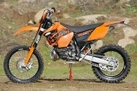 KTM 300 EXC-E, labourons, labourons.
