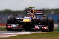 GP de Grande-Bretagne, essais libres 1: Red Bull a des ailes !