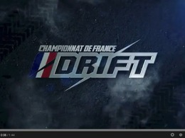 Vidéo - Championnat de France de Drift, enfin !