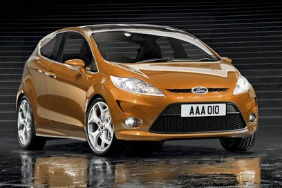 Future Ford Fiesta ST : comme ça ?