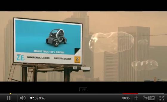 la renault twizy se paie une place dans le dernier clip de david guetta. Black Bedroom Furniture Sets. Home Design Ideas