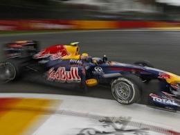 Webber : Red Bull a gagné en confiance