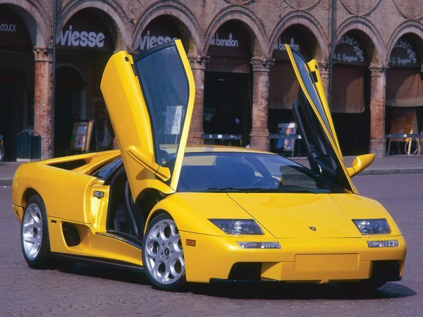 (Vidéo) Fantastique promenade à bord d'une Lamborghini Diablo avec Jay Leno