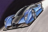"Bugatti ""Project Lydia"": 6 mn 40 s sur le Nürburgring?"