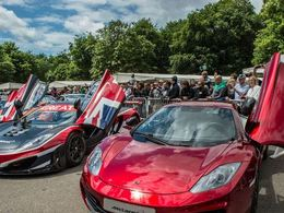 Changement de date pour le Goodwood Festival of speed 2013