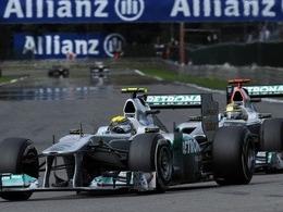 Schumi : Mercedes va rentrer dans le rang