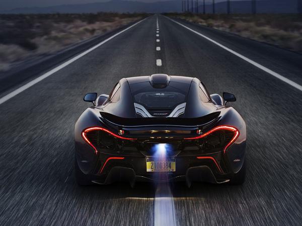 "Une McLaren P1 ""Track oriented"" pour concurrencer la future LaFerrari XX!"