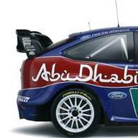 WRC - Ford: Focus sur les nouvelle couleurs