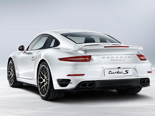Future Porsche 911 Turbo hybride: 700 ch!