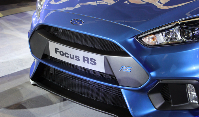 Ford : l'avenir de la Focus RS serait incertain